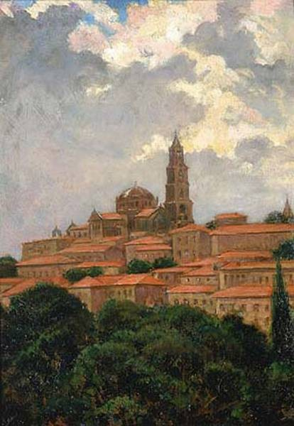 Beckwith James Carroll Cathedral at le Puy